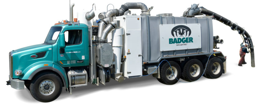 The Badger Hydrovac