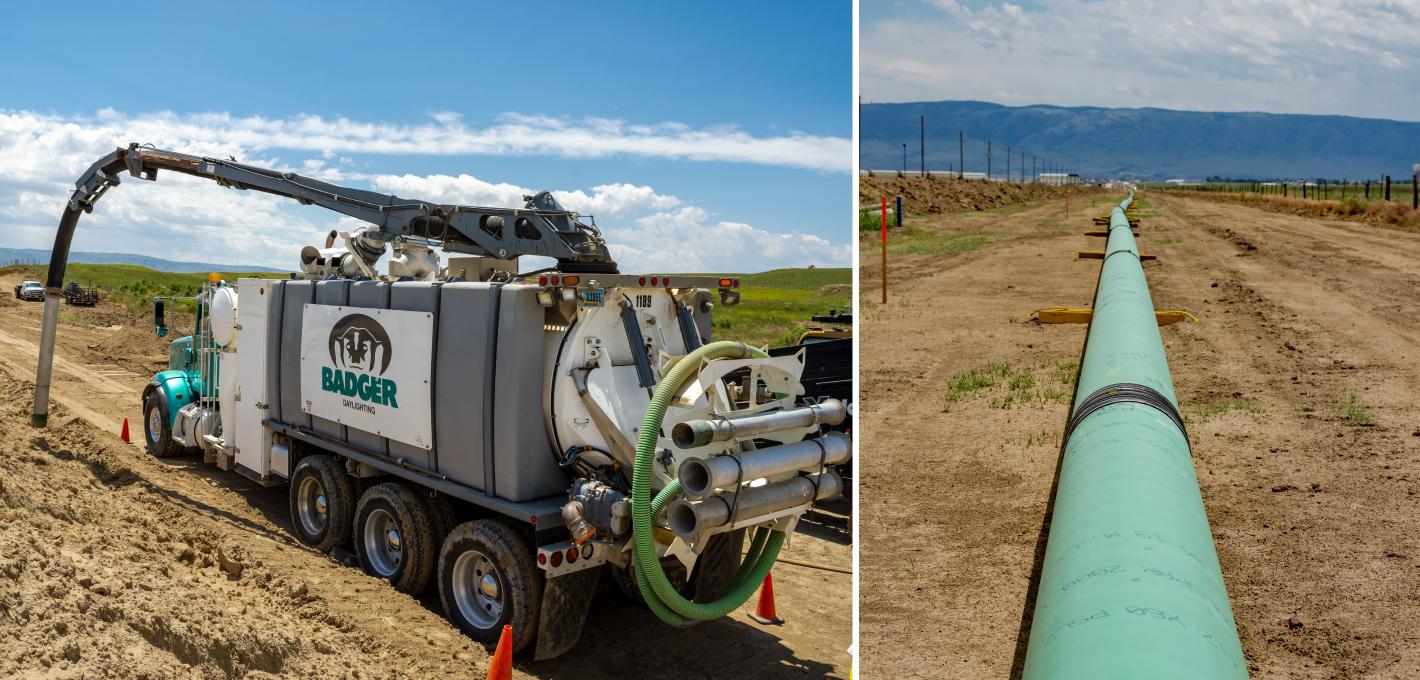 Badger-Daylighting-Pipeline-Application