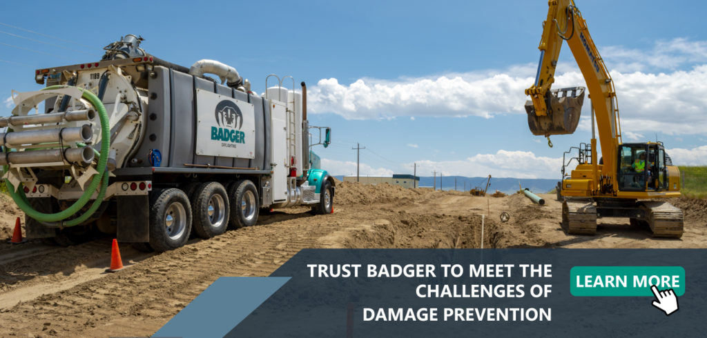 Home > Badger Daylighting™ - Hydrovac Excavation Company In